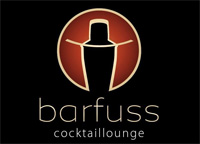 Logo, barfuss - Cocktailbar , Kiel