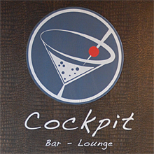Logo, Cockpit - Bar Lounge, Kiel