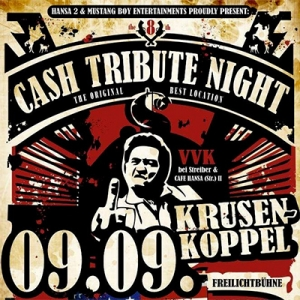 Logo, Cash Tribute Night, Kiel