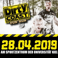 DC FUN RUN am 28. April 2019 | DIRTY COAST FUN RUN Kiel - am 28. April 2019
